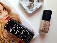 Nars Sheer Glow Foundation Review - Love this!