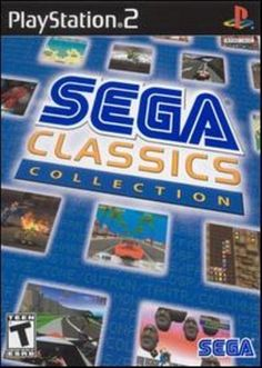 Sega Classics Collection Only for Sony PlayStation 2 Rated T for Teen in Game Case with Game Disc and Booklet by Sega AM2/Sega of America Inc. 2005 http://www.amazon.com/dp/B0002VYPE4/ref=cm_sw_r_pi_dp_zCK2ub0AAVTC5