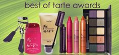 About Tarte Cosmetics:  Tarte cosmetics specializes in natural Makeup and organic beauty products that are eco-friendly and cruelty-free. Tarte cosmetics' unique combination of skinvigorating™ ingredients, easy-to-use products, and fashion-forward packaging deliver professional results to the everyday woman. Think of it as health couture: wholesome, natural ingredients that are dressed to impress in runway-inspired compacts. Whether you want a natural swipe of sheer, vitamin-infused color or…