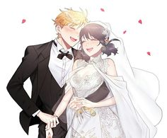 Adrian and Marinette's Wedding