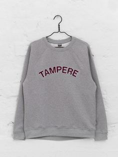 R-Collection City Sweatshirt Tampere