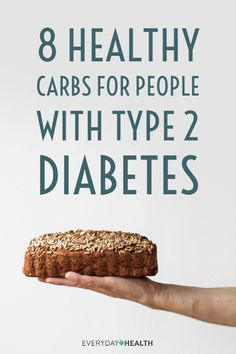 There's still a place for #carbs in a #diabetes diet.