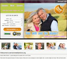 Seniors Meet Seniors is the wonderful mature Dating site for senior people meet. Mature Dating Sites, Senior Dating, Meet