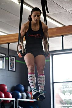#fitnessbucketlist 1) get a muscle up and 2) get to 41 and be as strong as Cheryl Brost