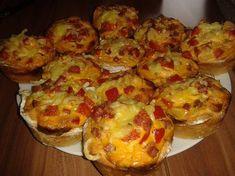 Schattige, Romige Mini Herfst Taartjes Als Muffins recept | Smulweb.nl
