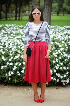 ALL THAT SHE WANTS - blog de moda: Navy autumn