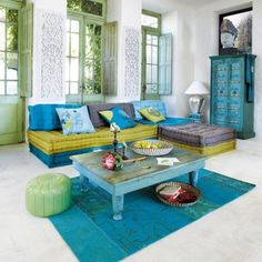 divano etnico - Cerca con Google