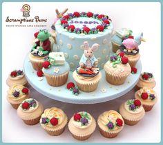 Big Cake Little Cakes : Beatrix Potter - by Samantha Douglass