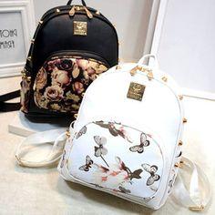 7f87e2e73dbe Женский маленький рюкзак с шипами Мини Рюкзак, Мода Рюкзак, Сумки, Рюкзаки,  Сумки
