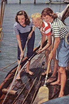 Nautical style, #40s