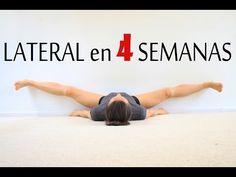Spagat LATERAL rutina para abrirse de piernas | 20 min Elena Malova - YouTube