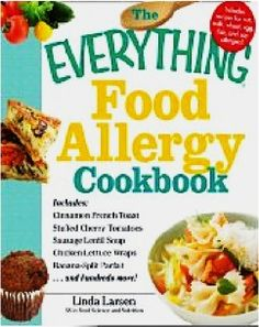 if you or a loved one have food allergies, this book has 300 recipes and is currently completely free for download!  regular $15.95, hurry while it's free!  :)  FREE e-Cookbook: The Everything Food Allergy Cookbook