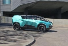 Toyota Unveils UBOX Concept Aimed at Gen-Z Buyers