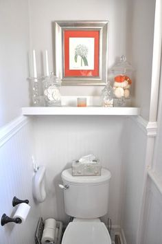 Friendly Spaces: Our One Family Bathroom