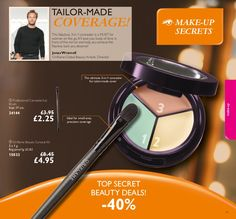 3 in 1 concealer Oriflame Catalogue 4   2014