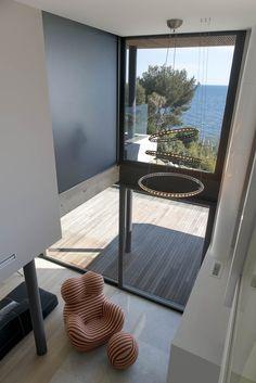 Villa TK - ToGu Architecture South France Photography by Loïc JOURDAN   Sea view
