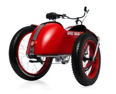 Image result for bicycle sidecar design Fat Bike, Bike With Sidecar, Tricycle Bike, Old Bikes, Motorbikes, Art Deco, Motorcycle, Vintage, Design