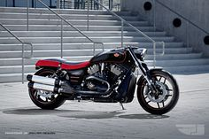 Harley Davidson Night Rod Special: Massive power meets cutting-edge technology for a nimble ride that takes dark to pitch black. Night Rod Special, Harley Davidson Uk, Harley Davidson Night Rod, Harley Night Rod, Toy Model Cars, Hell On Wheels, My Dream Came True, Cool Bikes, Old School