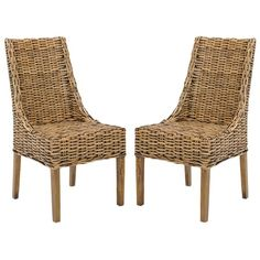 I pinned this Bethany Arm Chair (Set of 2) from the Family Kitchen event at Joss and Main! $129.