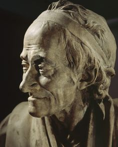 Jean Antoine Houdon (1741-1828) - Voltaire