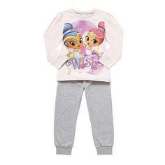 Shimmer ja Shine pyjama