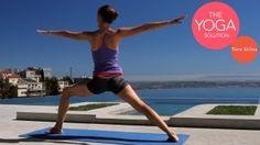 LIVESTRONG Woman Full Body Yoga. LOVE.