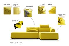 Design Culture Objects Thea by MDF Italia, a new breed of modular sofa - See more at: http://magazine.designbest.com/
