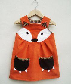 Una original idea para un vestido