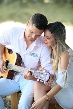 Ensaio de Casal | Camilla e Eduardo - Inspire Blog {Fotografia: Louise Esperança}
