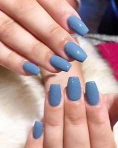 Peru Collection 2018 from OPI. #citygardennailbarcary #bestnails #bestsalon #cary #opigelcolor #little #coffinnails #acrylicnails #gelnails #shellacmanicure #overlays #fullset #liquidgel Acrylic Nails Coffin Short, Blue Acrylic Nails, Simple Acrylic Nails, Simple Nails, Opi Blue Nail Polish, Blue Shellac Nails, Polygel Nails, Swag Nails, Overlay Nails