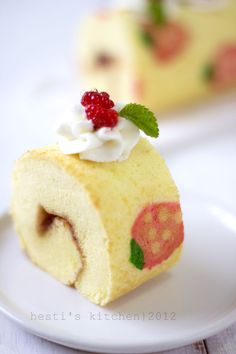 HESTI'S KITCHEN : yummy for your tummy: Japanese Roll Cake
