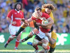 Wales - Sam Warburton