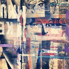Print table... (2014) by Greg Gossel