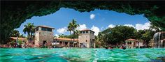 The Venetian Pool is an aquatic facility unlike any other in the country. It has been enjoyed by hundreds of thousands of people from all over the world, and is still one of the main tourist attractions for those visiting the City of Coral Gables.