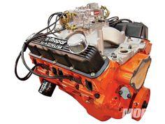 MOPAR 360cid Complete crate engine