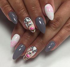 nail art designs 2019 nail designs for short nails easy holiday nail stickers nail art stickers walmart best nail polish strips 2019 Xmas Nails, Holiday Nails, Christmas Nails, Nails Inc, Short Nail Designs, Nail Art Designs, Cute Nails, Pretty Nails, Nails Factory