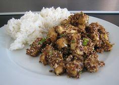 Veganotic - tamari tofu