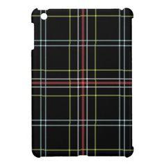 Plaid Pattern - iPad Mini Case