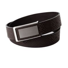 b07309b54 Black leather belt-formal-or-casual-with Latvian folk Real Leather Belt