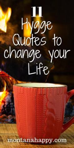 11 Hygge Quotes That