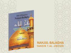 My 3-Volume English translation of Nahjul-Balagha has just been published by Dar al-Mahajja of Beirut, Lebanon