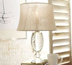 Master table lamps