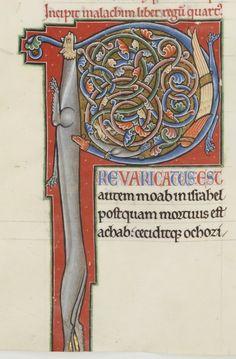 Bible. Bible. Date d'édition : 1150-1200 Date d'édition : 1150-1200 Type : manuscrit Langue : Latin