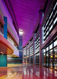 Arizona's Phoenix Children's Hospital by HKS Architects | http://www.designrulz.com/architecture/2012/08/arizonas-phoenix-childrens-hospital-by-hks-architects/