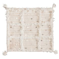 Amal Vintage Moroccan Wedding Cushion Cover