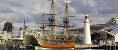 Découverte possible du navire Endeavour du capitaine James Cook