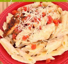 Chili's Copycat Cajun Chicken Pasta Recipe