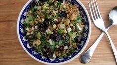 Alison's Awesome Wheat Berry Salad! http://www.facebook.com/cedarcirclefarm
