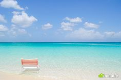 Grace Bay Beach, Turks & Caicos Was Just Rated the #1 Beach on the Planet & I Must Agree! I've been here 5 times & I walk away with the same conclusion every time, this is a Perfect beach!