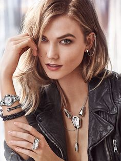 swarovski, bijoux, automne, hiver, bracelets-joncs, colliers, manchettes…
